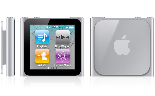 Apple-ipod-Nano-graphite-8-GB