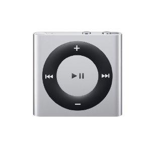 11205844-new-apple-ipod-shuffle-2gb-silver